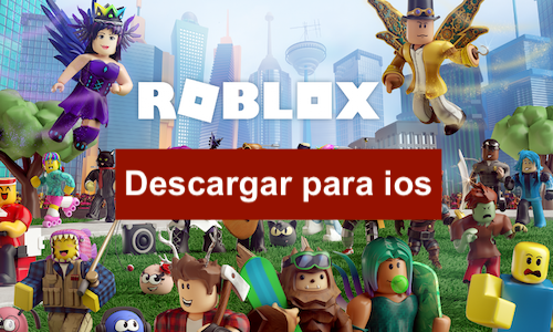 roblox para ios