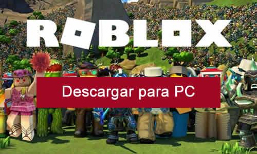 roblox para pc