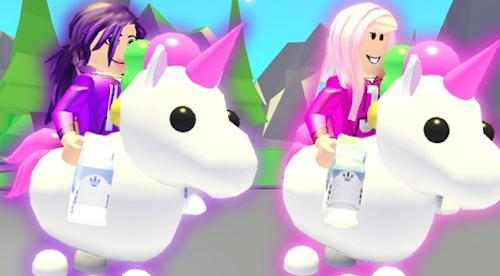 unicornio Adopt Me