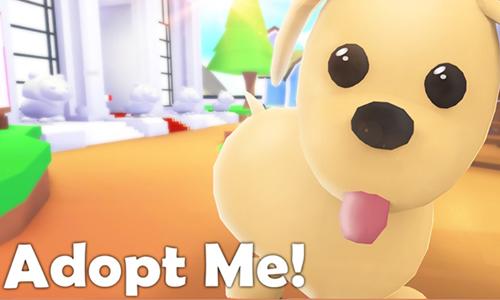 jugar al Adopt Me! de Roblox