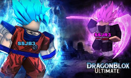 jugar al Dragon Blox Ultimate de Roblox