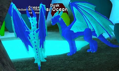 jugar al Dragons' Life de roblox Familias