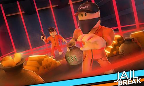 jugar Jailbreak roblox