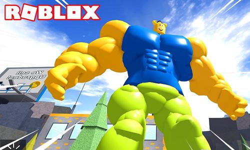 Mega Noob Simulator de Roblox