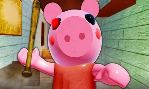 jugar al Piggy de Roblox