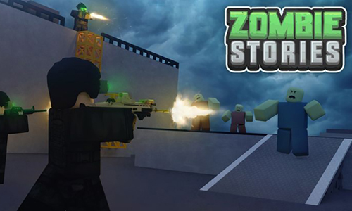 jugar al Zombie Stories de roblox