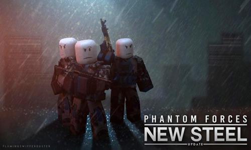 Phantom Forces trucos roblox