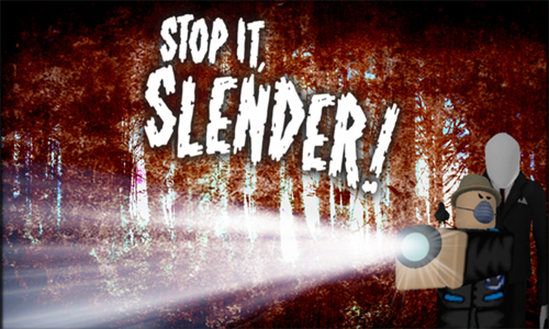 jugar al Stop it, Slender! 2 roblox