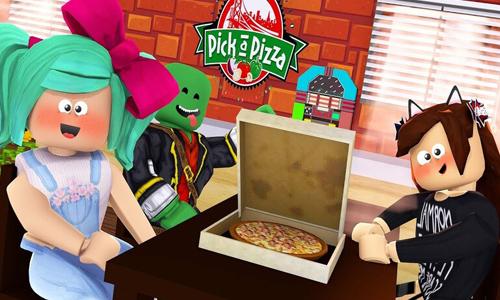 trabajos en Trabajar en una pizzería Roblox
